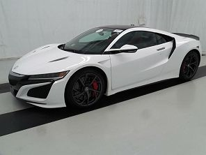 Image of Used 2017 Acura NSX