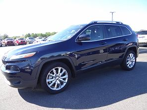 Image of Used 2014 Jeep Cherokee Limited Edition