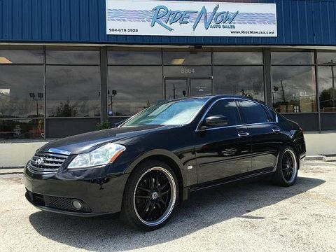 Image of Used 2006 Infiniti M Base