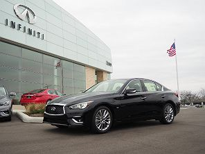 Image of New 2018 Infiniti Q50 Luxe