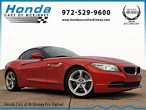 Image of Used 2015 BMW Z4 sDrive28i