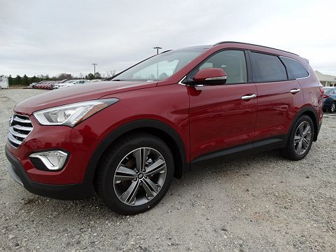 Image of New 2016 Hyundai Santa Fe Limited Edition