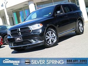Image of Used 2016 Dodge Durango Limited