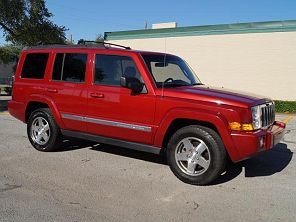 Image of Used 2010 Jeep Commander Sport
