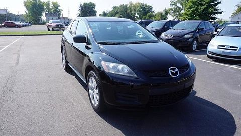 Image of Used 2008 Mazda CX-7 Touring