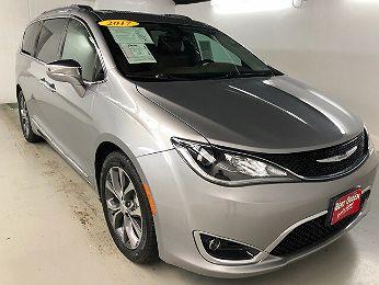 2017 Chrysler Pacifica Limited en venta en Edinburg, TX Image