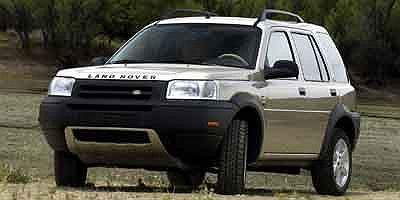 Image of Used 2003 Land Rover Freelander SE