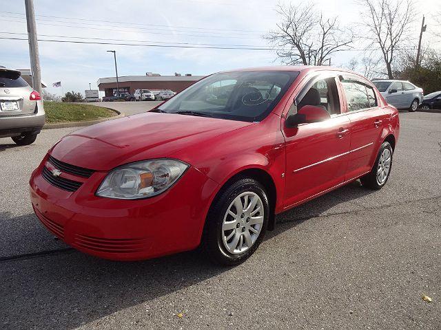 2009 Chevrolet Cobalt LT LT1