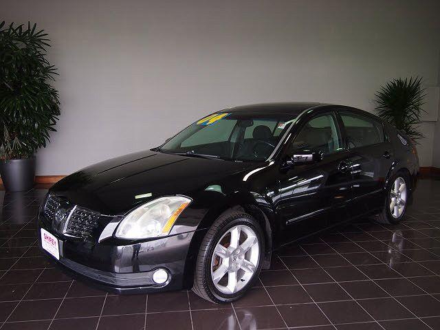 2004 Nissan Maxima SE