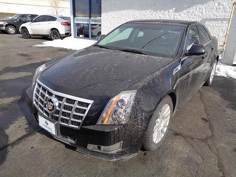Image of Used 2013 Cadillac CTS Luxury