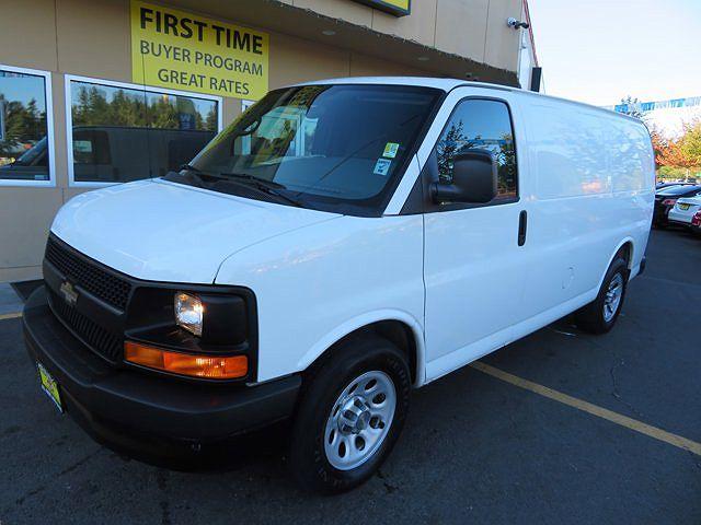 2012 Chevrolet Express 1500