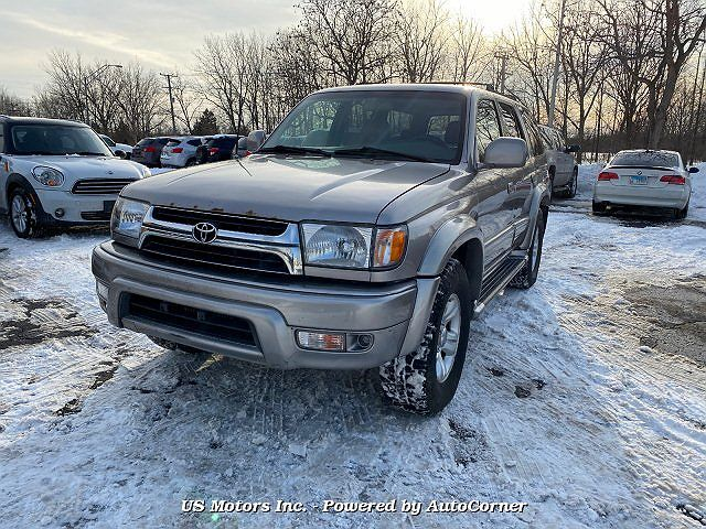 2002 Toyota 4Runner Limited Edition