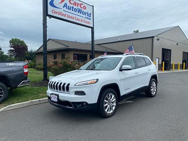 2016 Jeep Cherokee Limited Edition