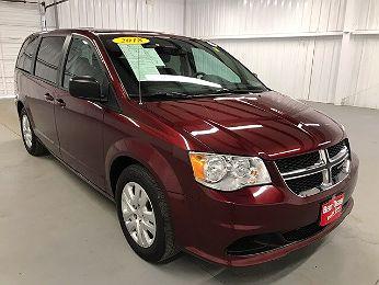 2018 Dodge Grand Caravan SE en venta en Edinburg, TX Image