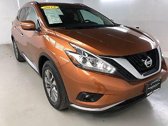 2015 Nissan Murano SV en venta en Edinburg, TX Image