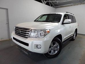 Image of Used 2013 Toyota Land Cruiser