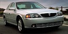 Image of Used 2003 Lincoln LS Sport