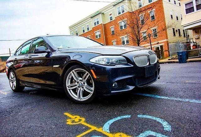 2013 BMW 5 Series 550i xDrive