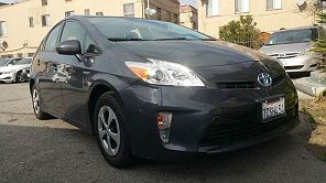 Image of Used 2013 Toyota Prius Two