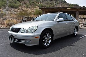 Image of Used 2001 Lexus GS 300