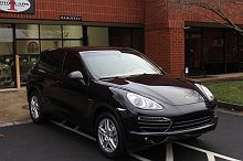 Image of Used 2012 Porsche Cayenne Turbo / Turbo S S Hybrid