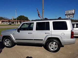 2007 JEEP COMMANDER SPORT
