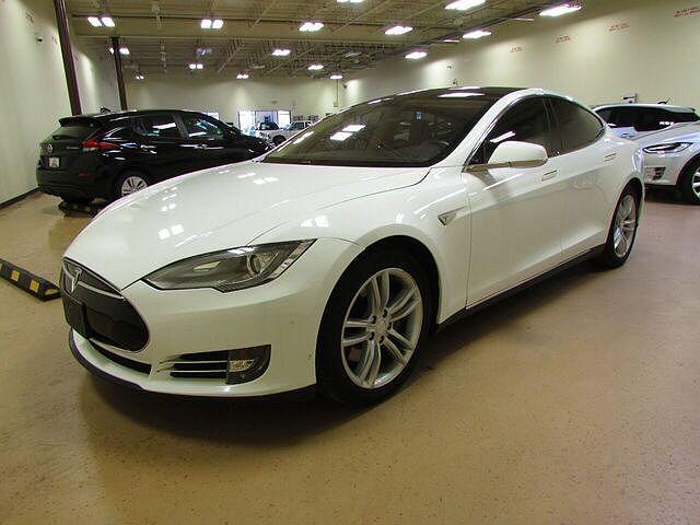 2012 Tesla Model S Base