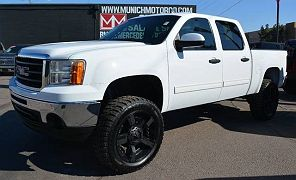 Image of Used 2011 GMC Sierra 1500 SLE