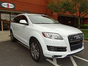 Image of Used 2013 Audi Q7 Premium Plus