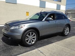 Image of Used 2004 Infiniti FX