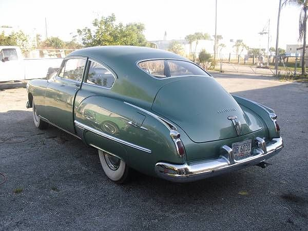 1949 Oldsmobile Ninety Eight