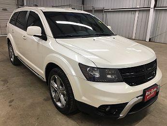 2017 Dodge Journey Crossroad en venta en Edinburg, TX Image