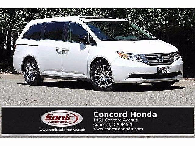 2013 Honda Odyssey EX L