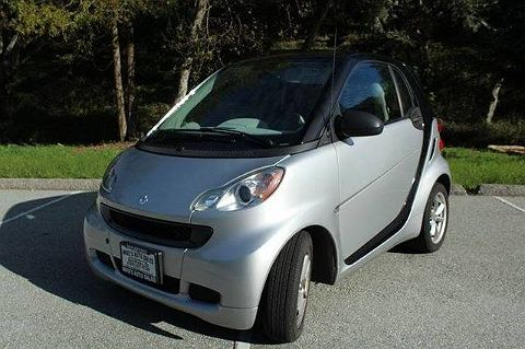 Image of Used 2012 Smart Fortwo Passion