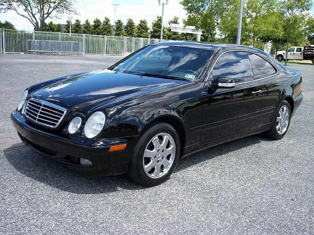 2002 Mercedes-Benz CLK 320