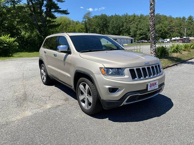 2015 Jeep Grand Cherokee Limited Edition