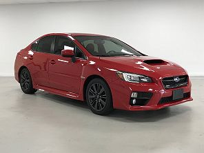 Image of Used 2015 Subaru WRX