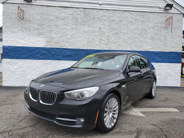 2011 BMW 5 Series 535i xDrive Gran Turismo