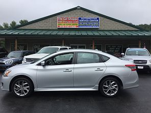 Image of Used 2015 Nissan Sentra SR