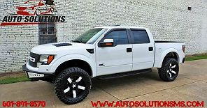 Image of Used 2011 Ford F-150 Raptor SVT Raptor
