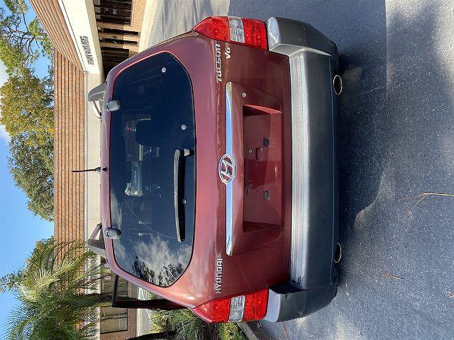 2007 Hyundai Tucson Limited Edition