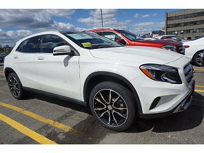 Image of New 2017 Mercedes-Benz GLA-class 250