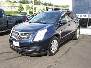 Image of Used 2010 Cadillac SRX Luxury
