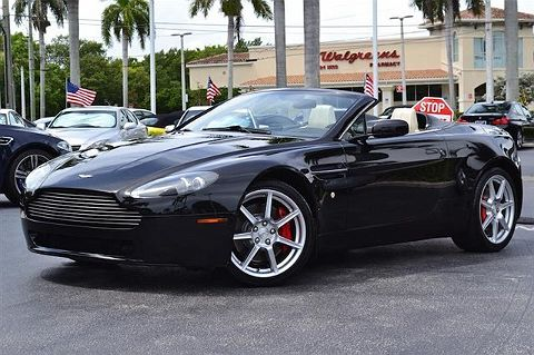 Image of Used 2007 Aston Martin Vantage