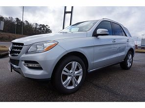 Image of Used 2014 Mercedes-Benz M-class ML 350