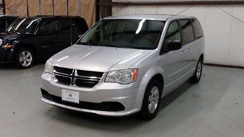 Image of Used 2011 Dodge Grand Caravan Express