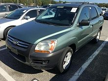 Image of Used 2007 Kia Sportage LX
