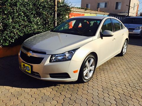 Image of Used 2012 Chevrolet Cruze LT
