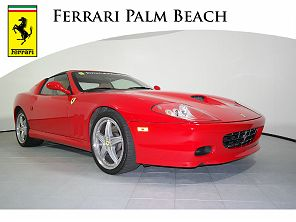 Image of Used 2005 Ferrari Superamerica