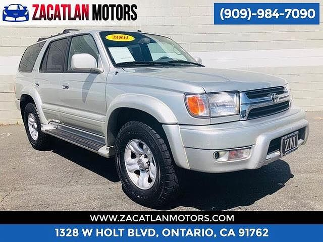 2001 Toyota 4Runner Limited Edition
